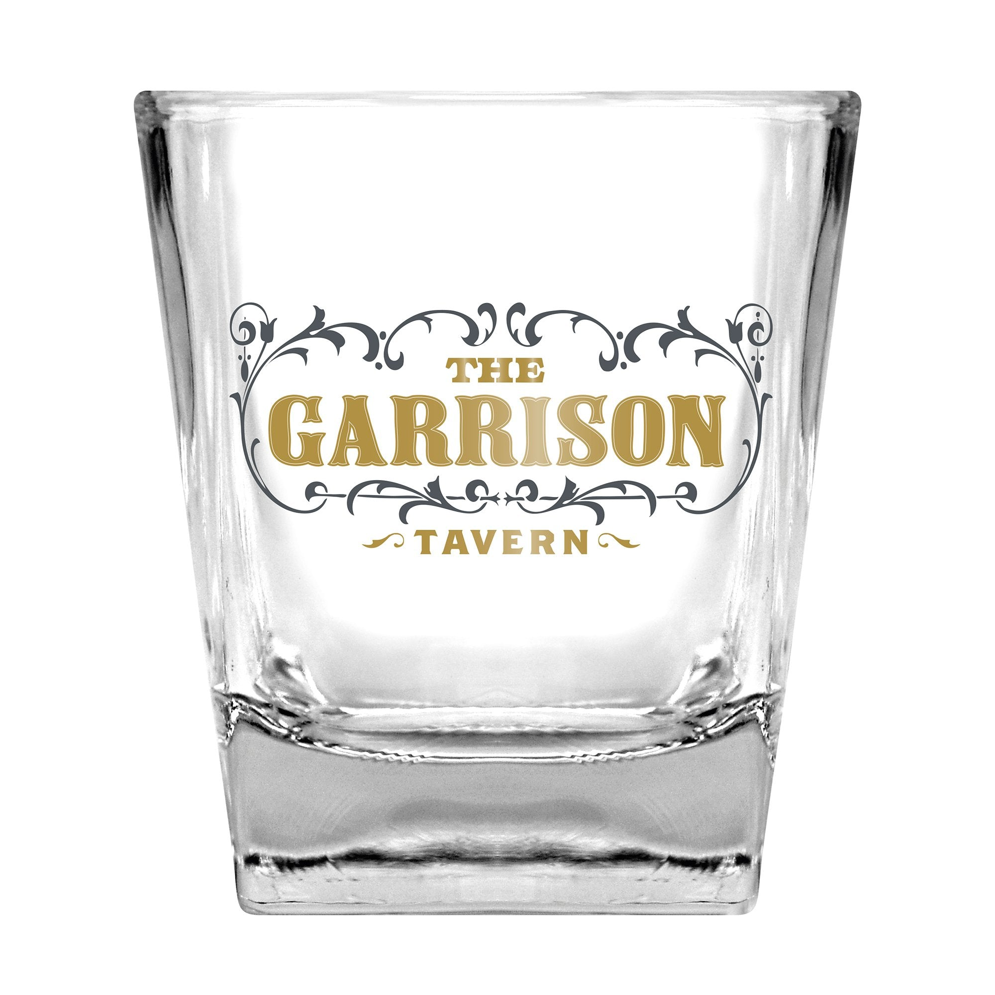 Drinking Glass and Stones Set - Peaky Blinders (Garrison)