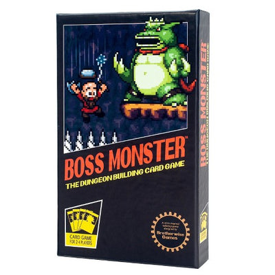 Boss Monster The Dungeon Building card Game