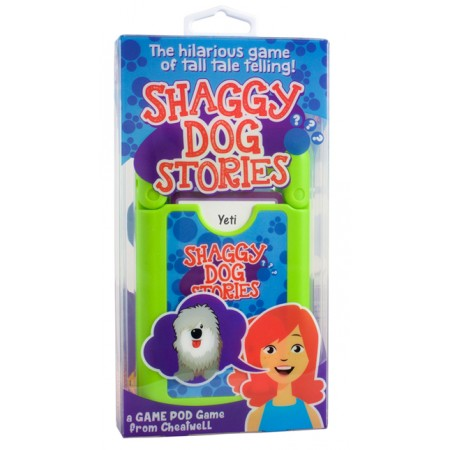 Cheatwell Game Pods - Shaggy Dog Stories