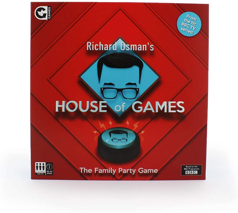 Ginger Fox Richard Osman's House of Games - Pre-Order