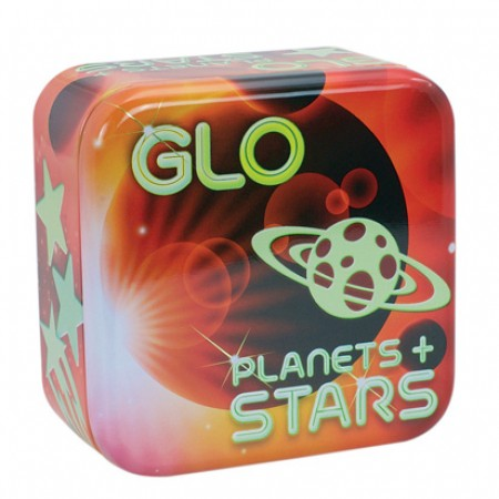 Glo Tins - Stars & Planets