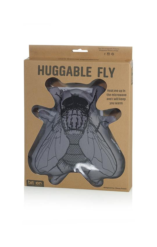 Huggable Fly