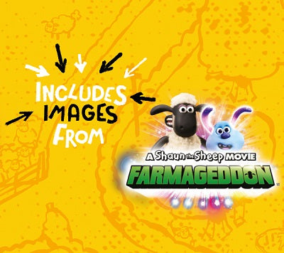 Shaun the Sheep Torch and Projector