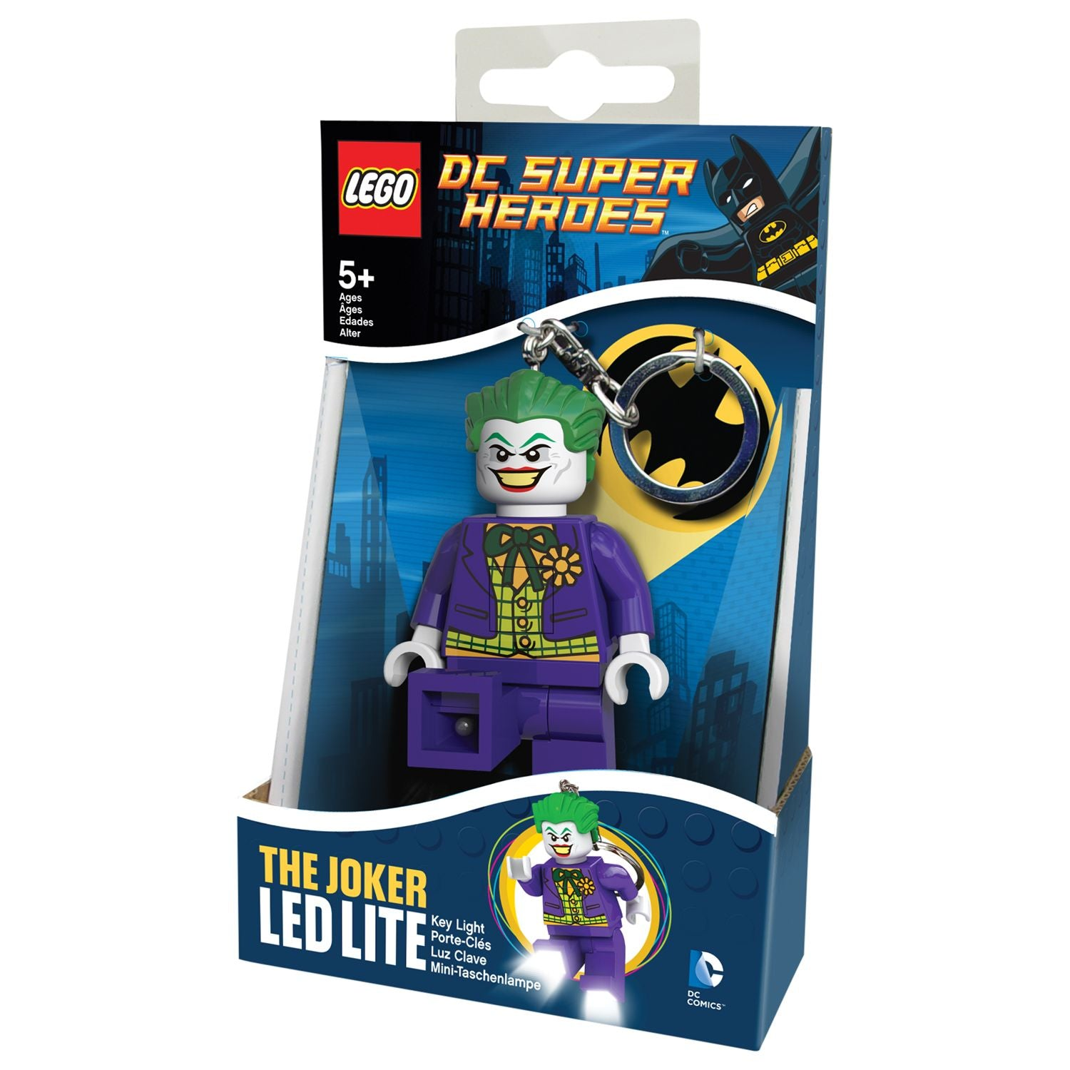 LEGO® DC Super Heroes  Joker Keylight
