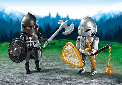 Playmobil Duo Pack Knights Rivalry