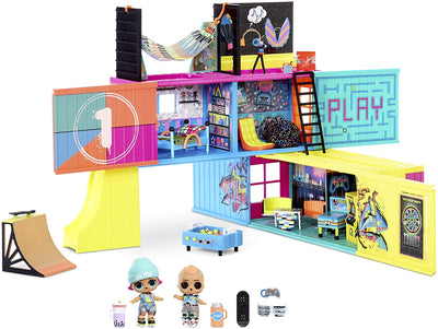 L.O.L Surprise Clubhouse Playset