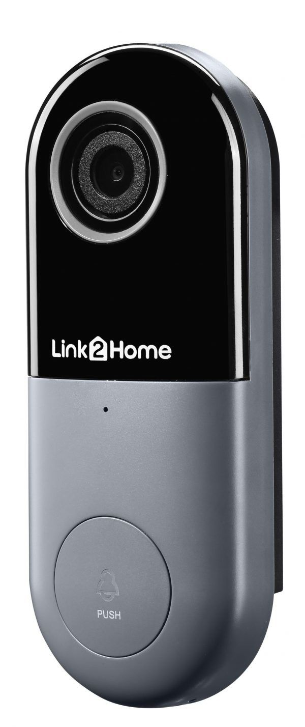 Link2Home - Outdoor Wired Doorbell