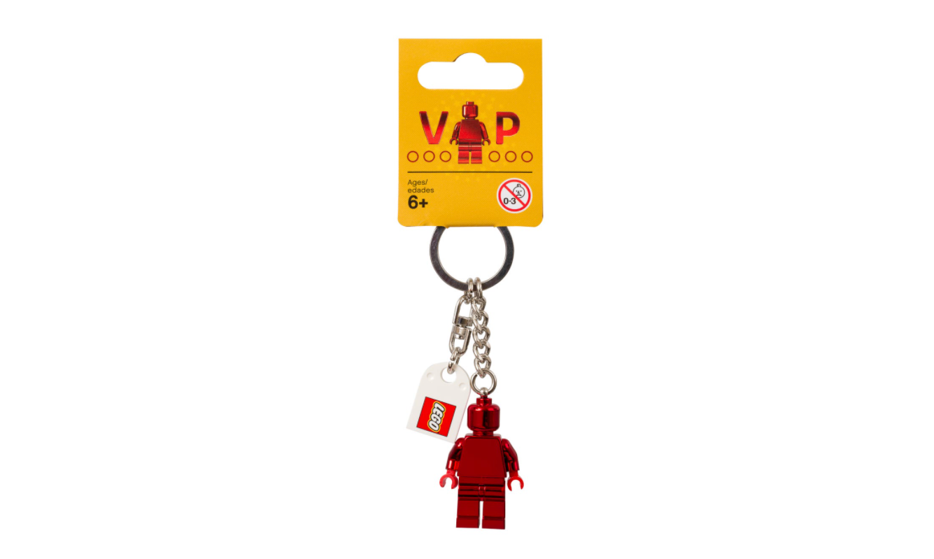 LEGO® VIP Mini-figure Key Ring