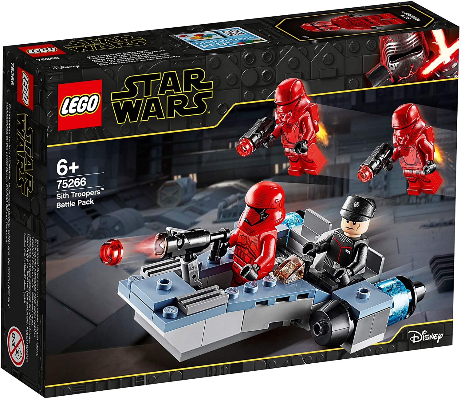 Lego Star Wars - Sith Troopers™ Battle Pack