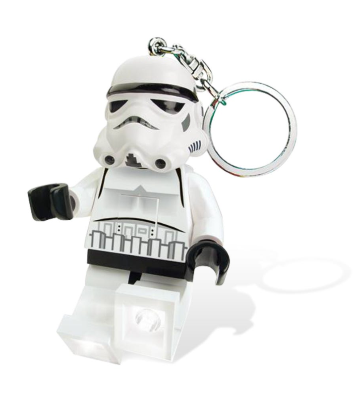 LEGO® Stormtrooper Light Keyring