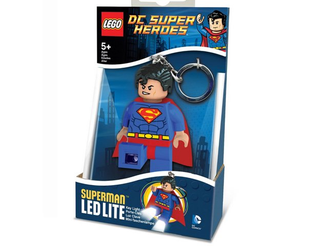 LEGO®  Superman Key Light