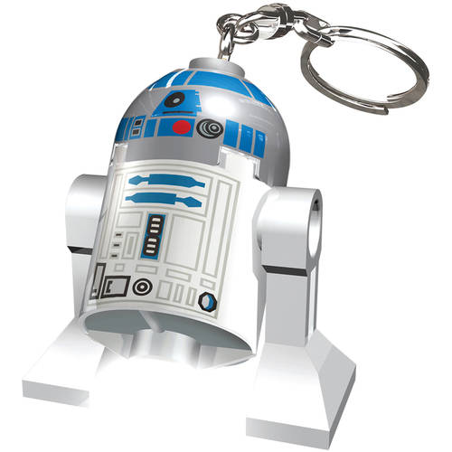 LEGO® Star Wars™ R2-D2 Light Keyring