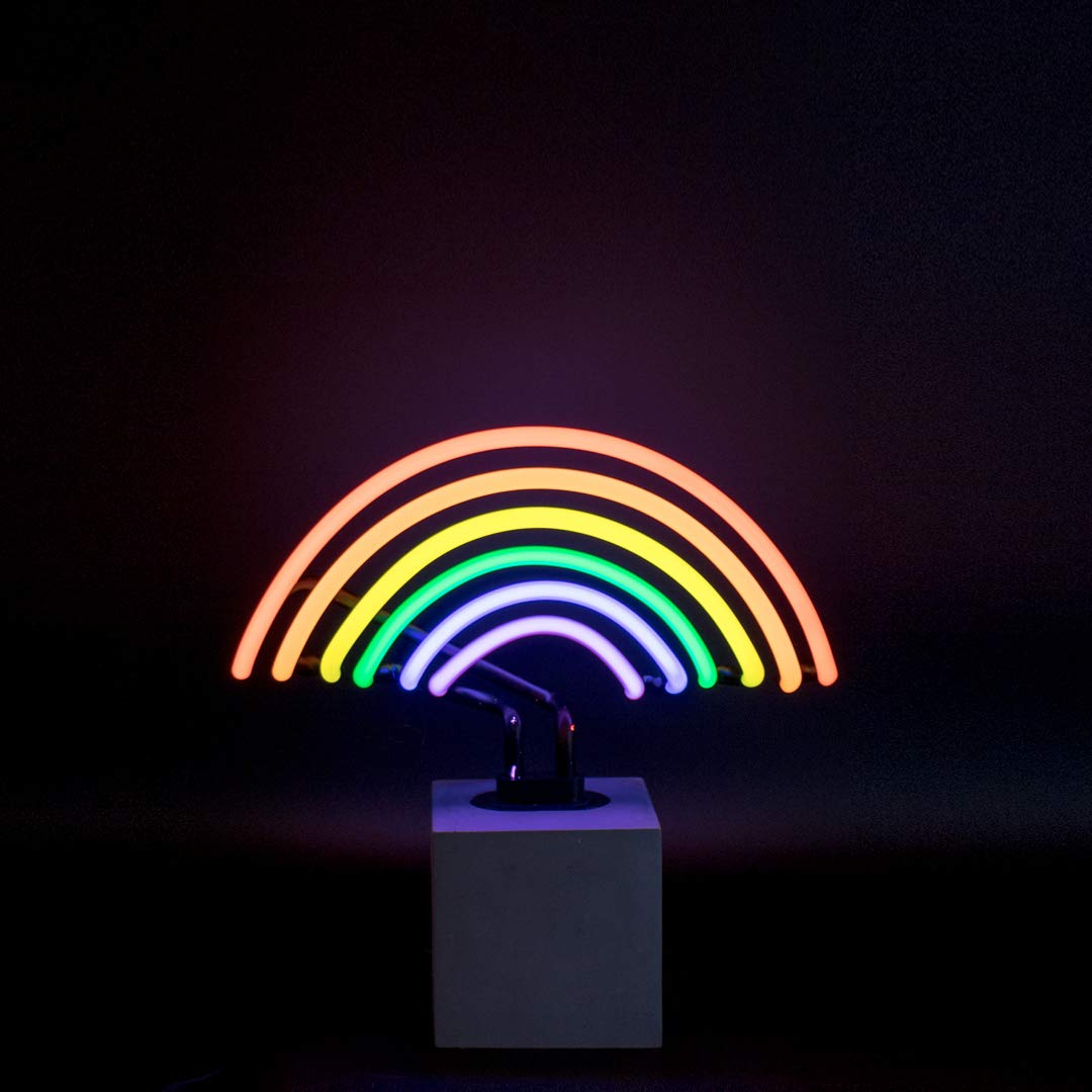 Locomocean Neon (Concrete Base) - Rainbow