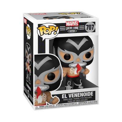 POP Marvel: Lucha Libre -Venom