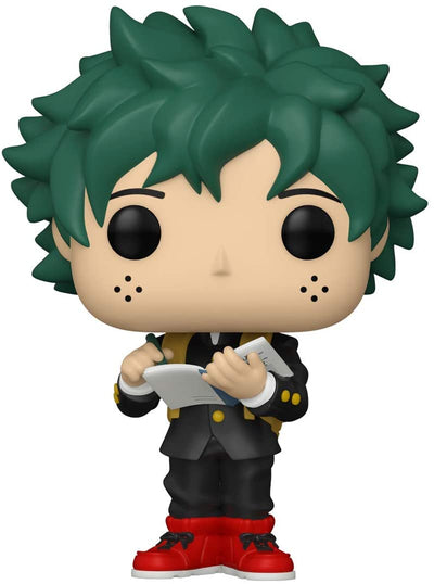 POP Animation: MHA - Deku (Middle School Uniform)