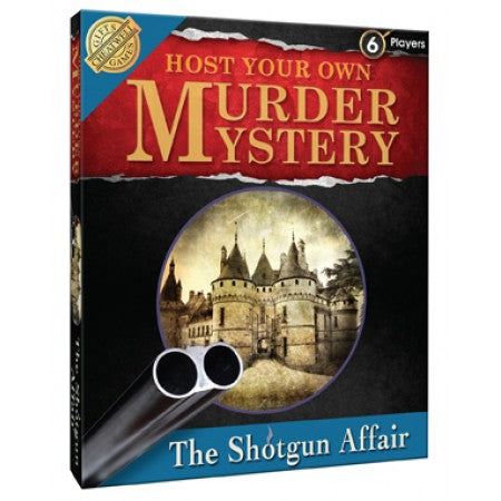 Cheatwell Games - Murder Mystery - The Shotgun Affair