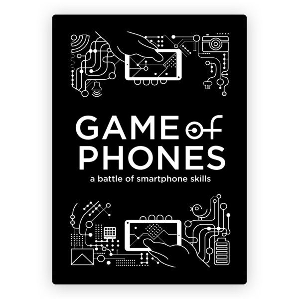 Game of Phones - A Battle of Smartphone Skills