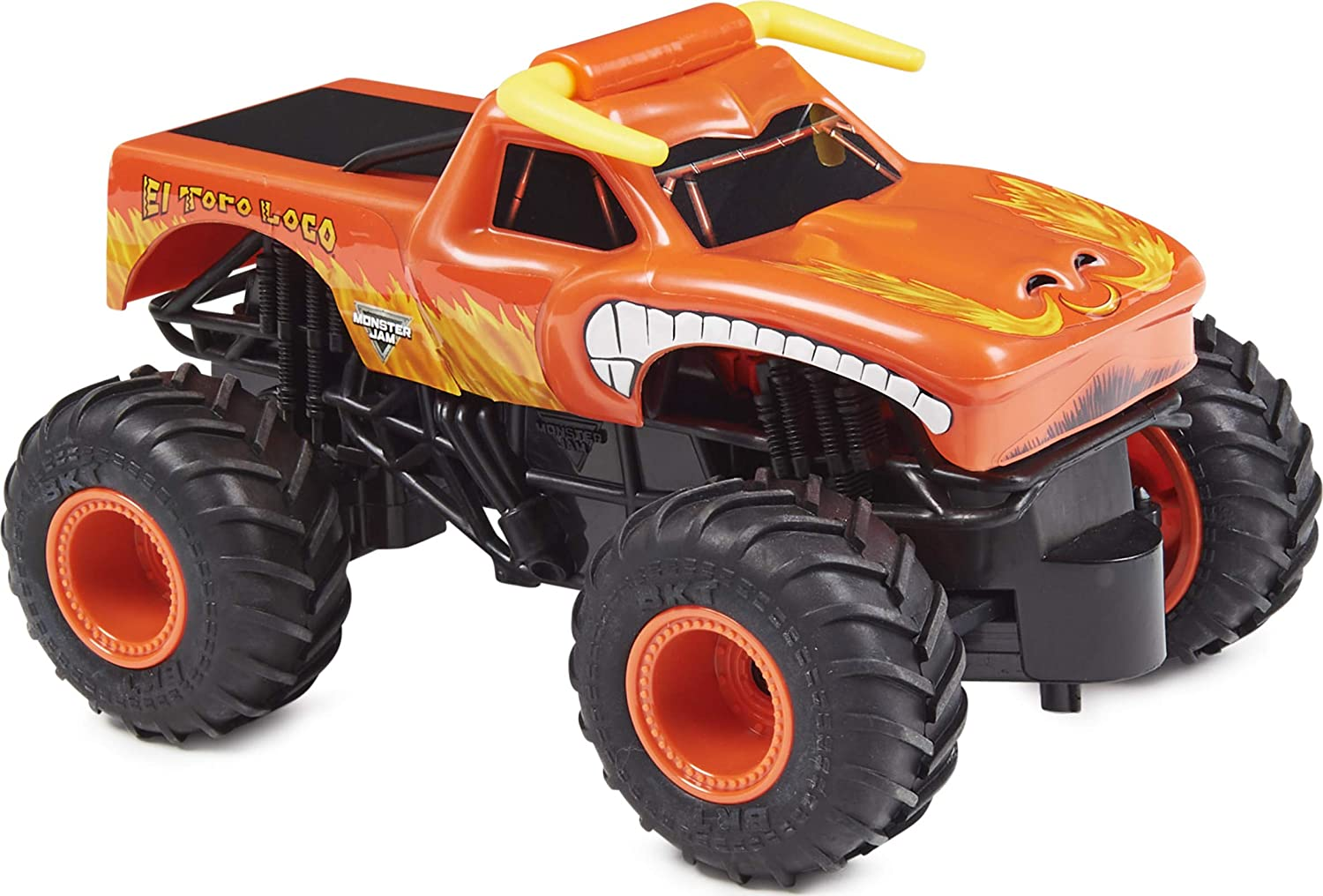 """Monster Jam RC - 1/24th Scale  El Toro Loco"""
