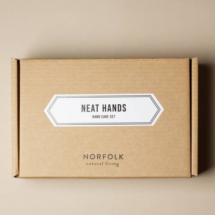 Norfolk Natural Living - Neat Hands - Gift Set - Sea Salt