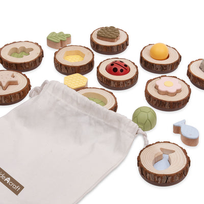 Nature Feel and Find - 24 pc. set