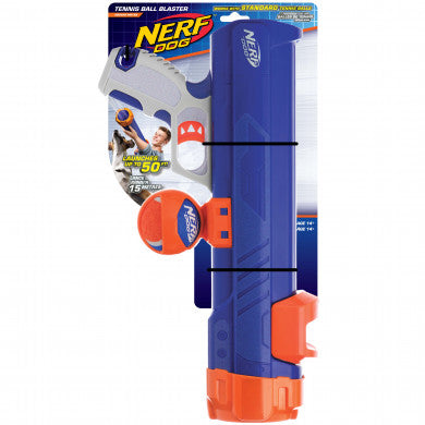 Nerf Dog Tennis Ball Blaster Med 16/41cm
