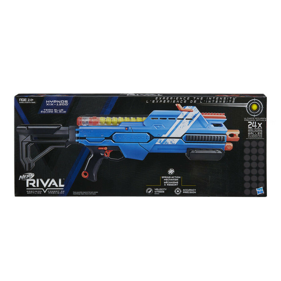 Nerf Rival Hypnos XIX-1200 Assorted