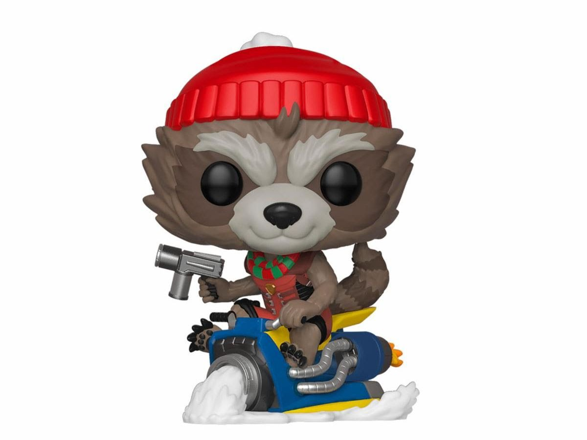 POP Marvel: Holiday - Rocket