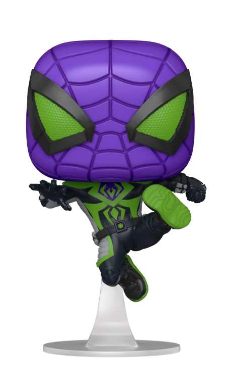 POP Games: Miles Morales - Purple Reign Suit (Metallic)