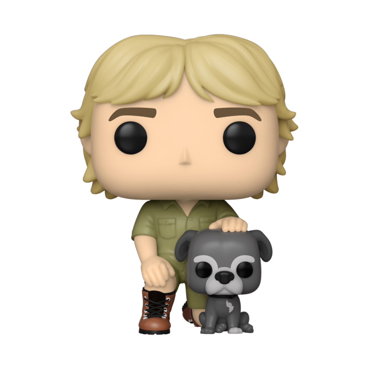 POP TV: Crocodile Hunter - Steve Irwin w/Sui - Pre-Order