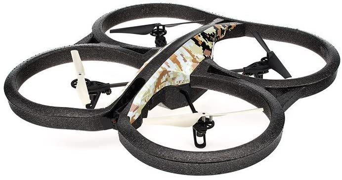 Parrot AR Drone 2.0 Elite Edition Quadricopter (Sand)