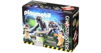 Playmobil Ghostbusters™ Venkman with Terror Dogs