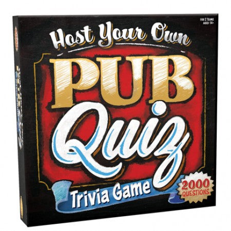 Cheatwell Games Host Your Own Pub Quiz