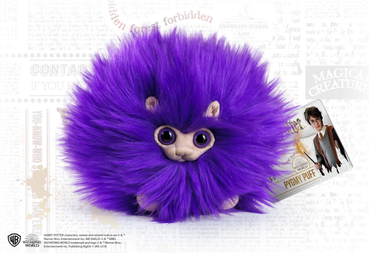 Pygmy Puff – Purple