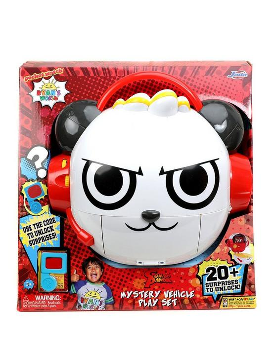 Ryan's World Panda Head Playset