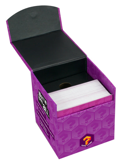 Cheatwell Games Quiz Cube - Name 'em All