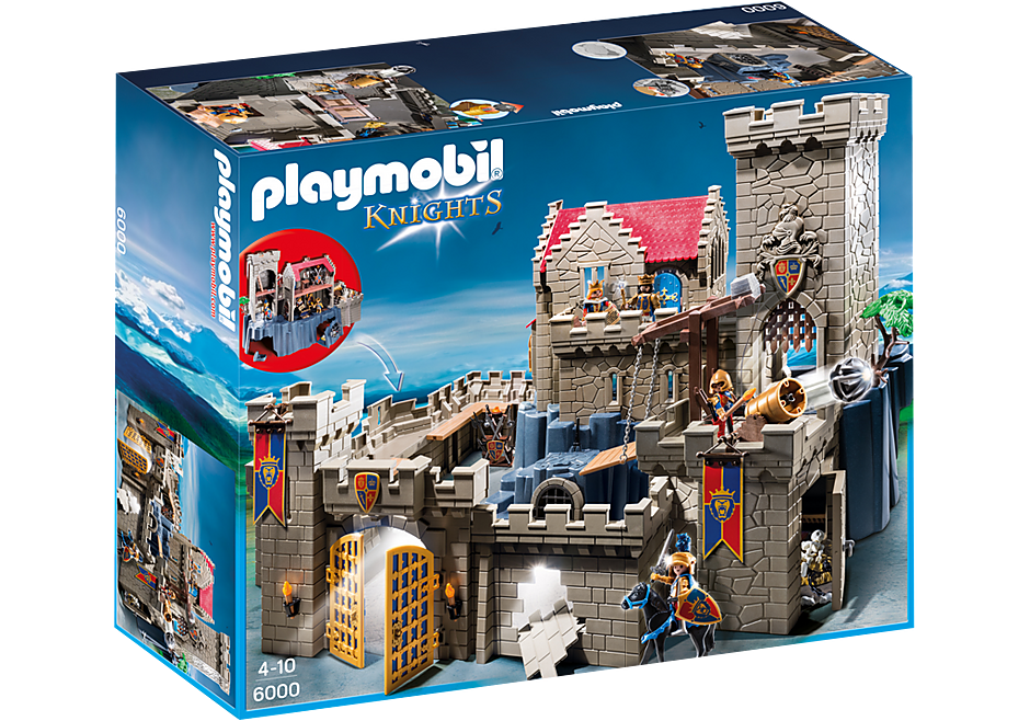 Playmobil Royal Lion Knight Castle