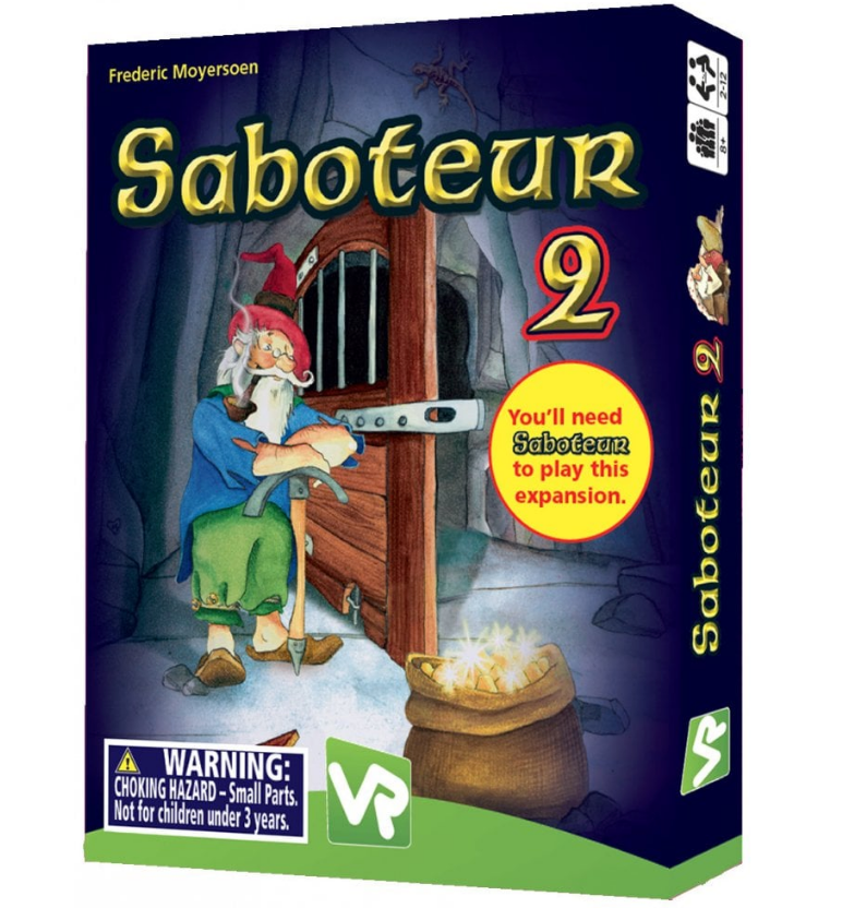 Amigo Games Saboteur 2 - Expansion Pack