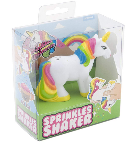 Sprinkles the unicorn sprinkles shaker