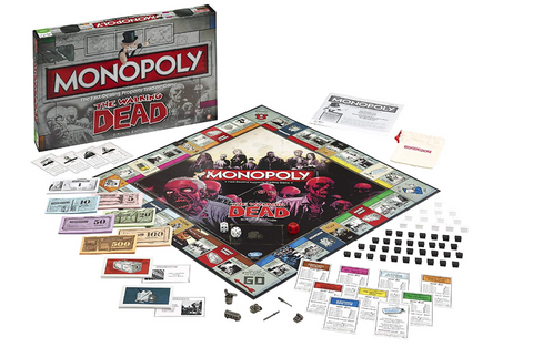 monopoly walking dead