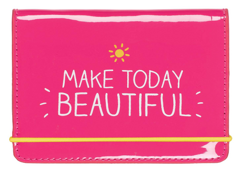 card holder make today beautiful pink