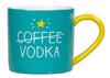 Mug - coffee vodka