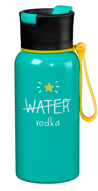 water/vodka bottle 600ml water bottle