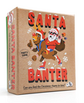 Big Potato Santa Banter: A Stocking-Sized Christmas Party Game