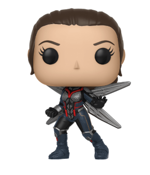 Funko Pop! Wasp - Ant-Man and The Wasp - Chase Edition