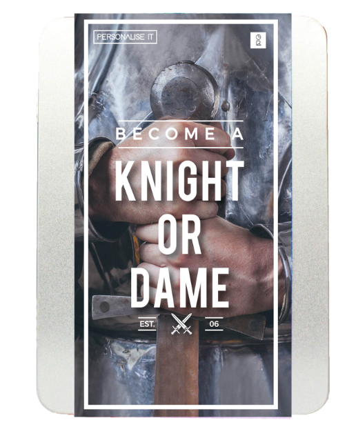 Gift Republic Become a Knight or Dame