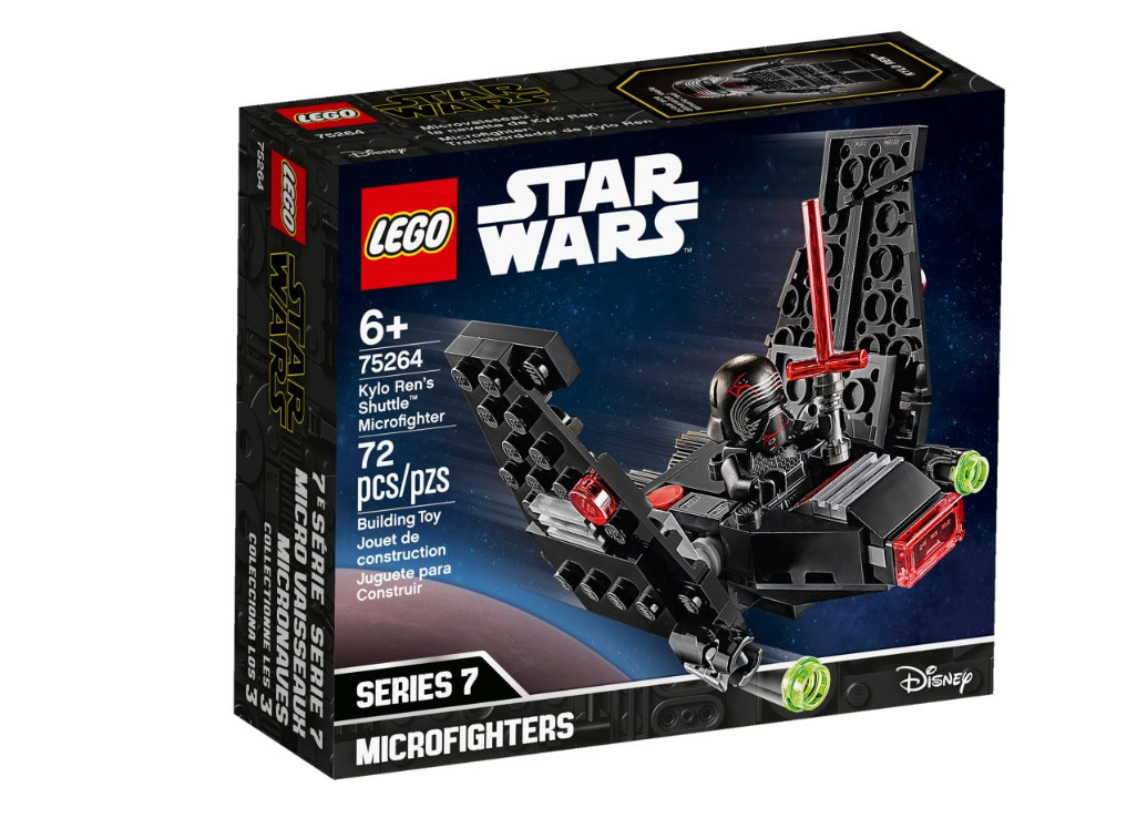 Lego Star Wars - Kylo Ren's Shuttle™ Microfighter