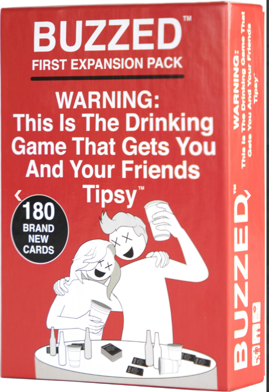 Buzzed First Expansion Pack
