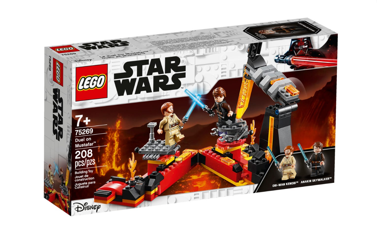 Lego Star Wars - Duel on Mustafar™