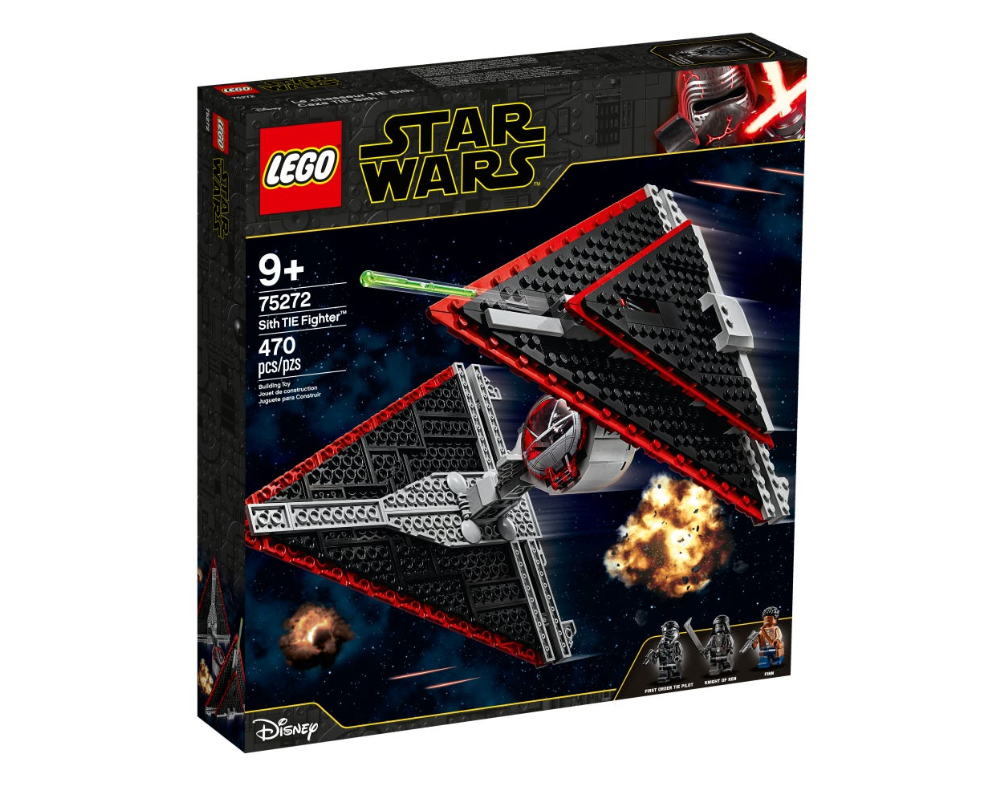 Lego Star Wars - Sith Tie Fighter