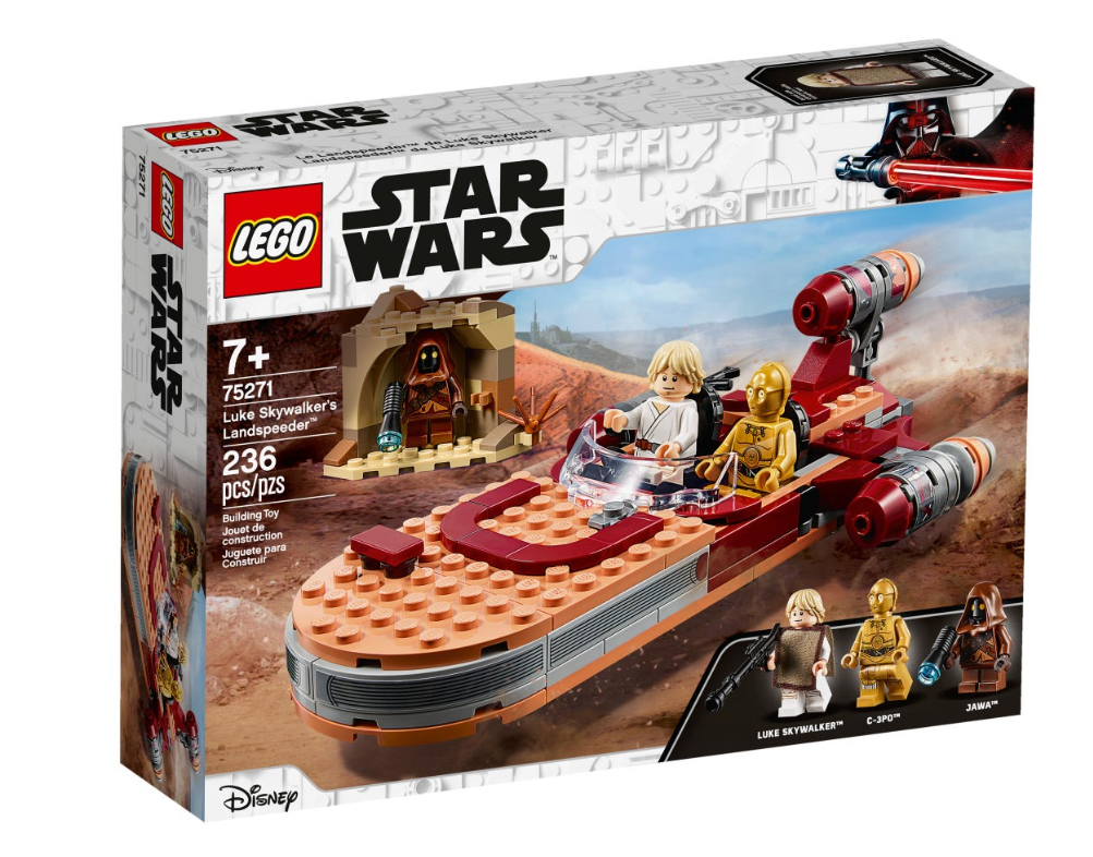 Lego Star Wars - Luke Skywalker's Landspeeder™